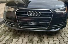 Foreign Used Audi A6 2013 Model Black