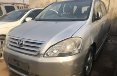 Foreign Used Toyota Picnic 2006 Model Silver