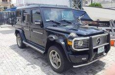 Nigeria Used Mercedes-Benz G63 2014 Model Black