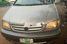 Nigeria Used Toyota Sienna 2003 Model Beige