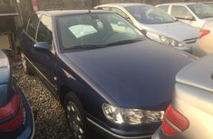 Foreign Used Peugeot 406 2006 Model Blue