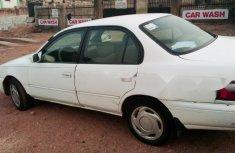 Nigeria Used Toyota Corolla 1997 Model White