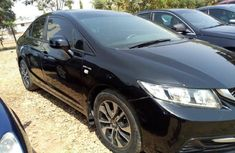 Nigeria Used Honda Civic 2012 Model Black