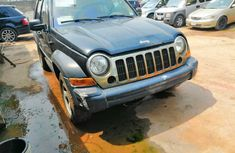 Nigeria Used Jeep Liberty 2005 Model Green