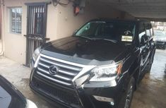 Foreign Used Lexus GX 2017 Model Black