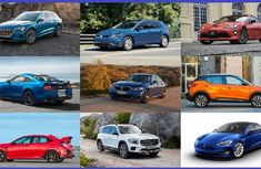 See a list of the top finalists for the 2020 World Car of The Year awards