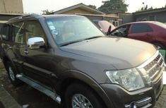 Nigeria Used Mitsubishi Pajero 2012 Model Gray
