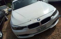 Nigeria Used BMW 3 Series 2013 Model White