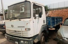 Foreign Used Nissan Interstar 2000 Model White