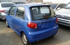 Foreign Used Daewoo Matiz 2004 Model Blue