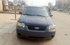 Foreign Used Ford Escape 2006 Model Black