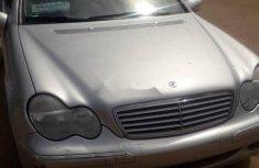 Tokunbo Mercedes-Benz C240 2003 Model Silver