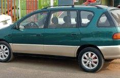 Nigeria Used Toyota Picnic 1999 Model Green