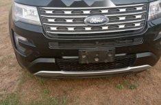 Nigeria Used Ford Explorer 2016 Model Black