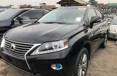 Foreign Used Lexus RX350 2015 Model