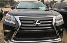 Foreign Used Lexus GX460 2016 Model