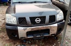 Foreign Used Nissan Armada 2005 Model Gray