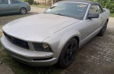 Foreign Used Ford Mustang 2008 Model White
