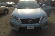 Well Maintained Nigerian Used Lexus RX350 2010 Model