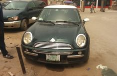 Nigeria Used Mini Mini 2001 Model Green