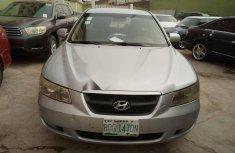 Nigeria Used Hyundai Sonata 2008 Model Silver