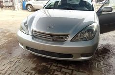 Foreign Used Lexus ES 2002 Model Silver