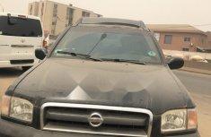 Nigeria Used Nissan Pathfinder 2003 Model Black