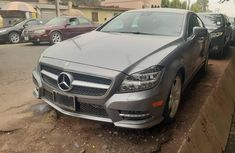 Nigerian Used 2012 Mercedes-Benz CLS