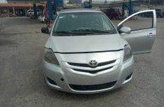 Nigeria Used Toyota Yaris 2008 model Silver