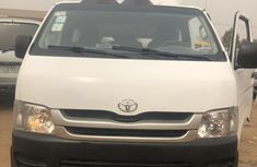 Nigerian Used 2009 Toyota HiAce for sale