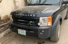 Nigerian Used Land Rover LR3