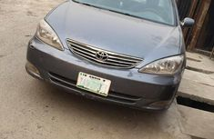Nigeria Used Toyota Camry 2003 Model Gray