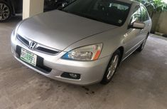 Nigerian Used Discussion Continues Full option (AMC) Honda Accord 2007