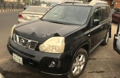 Nigeria Used Nissan X-Trail 2010 Model Black