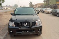 Foreign Used Nissan Frontier 2018 Model Black