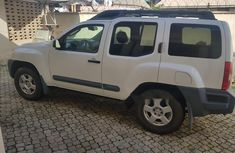 Nigeria Used Nissan Xterra 2005 Model White