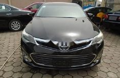 Nigeria Used Toyota Avalon 2013 Model Black