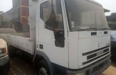 Foreign Used IVECO Eurostar 2002 Model White