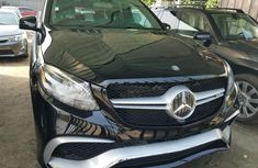 Foreign Used Mercedes-Benz M-Class 2014 Model Black