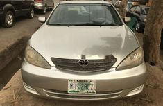 Nigeria Used Toyota Camry 2003 Model Silver