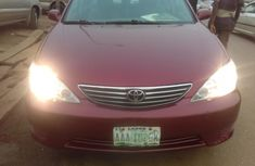 Very Clean Toyota Camry Big daddy. 2005 Model First Body