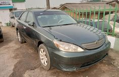 Nigeria Used Toyota Camry 2003 Model Green