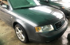 Foreign Used Audi A6 2006 Model Gray