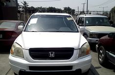 Foreign Used Honda Pilot 2005 Model