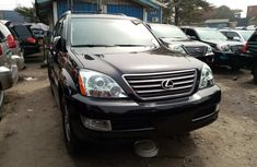Super clean Foreign Used 2006 Model Lexus X470 Brown