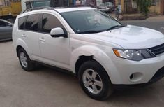 Foreign Used Mitsubishi Outlander 2008 Model White