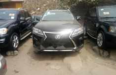Foreign Used Lexus RX 2014 Model Gray