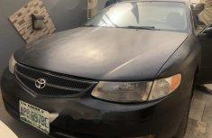 Nigeria Used Toyota Solara 2001 Model Black