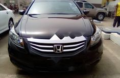 Foreign Used Honda Accord 2011 Model Black