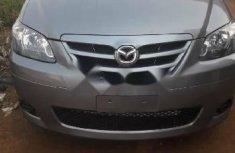 Foreign Used Mazda MPV 2005 Model Gray